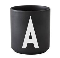 Design Letters - AJ Porzellan Becher