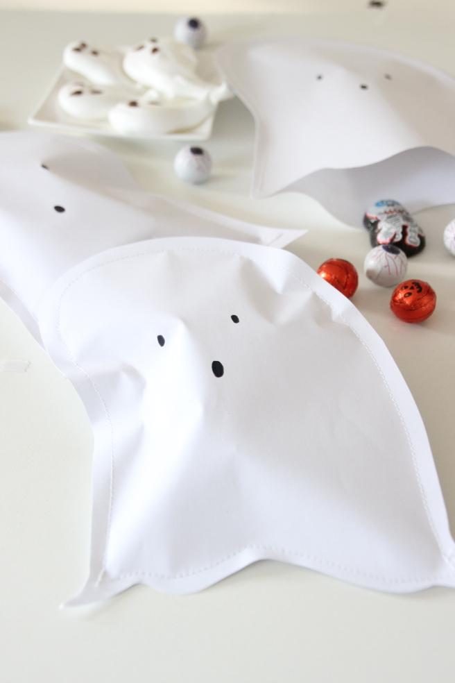 Halloween Deko Geister