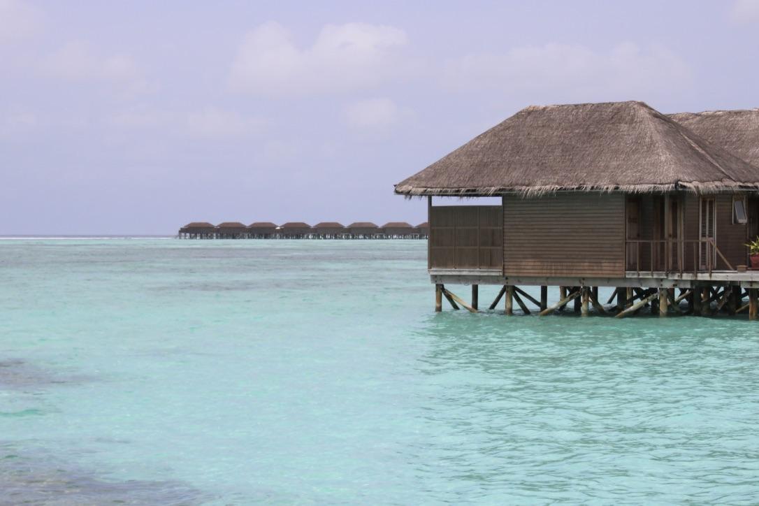 Malediven Insel Meerufenfushi Meeru Island Resort & Spa, Nord-Malé-Atoll