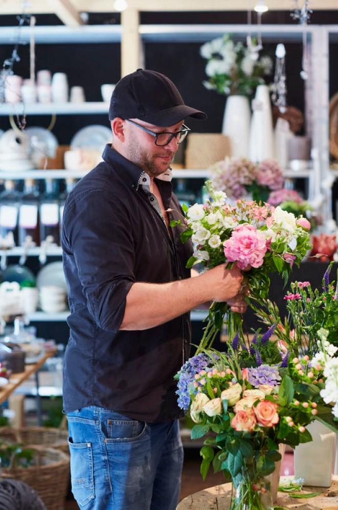 Concept Store Raum & Blume Geschäft in Hohen Neuendorf für nordisches Interior